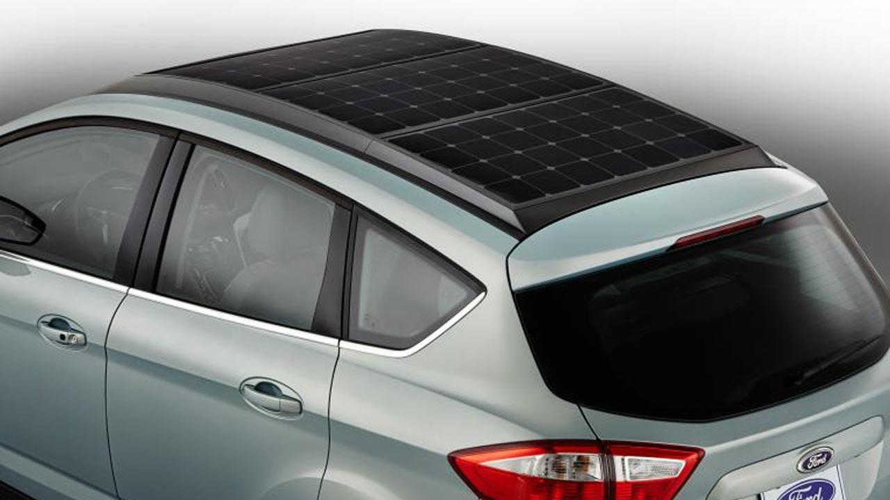 Solar-cars