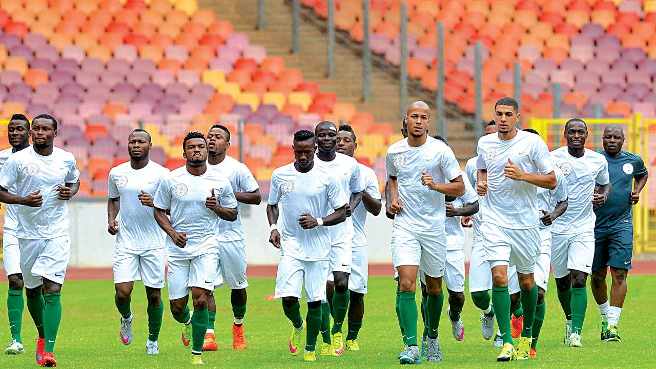 The Super Eagles will begin their campaign for a ticket to Russia 2018 World Cup away to Zambia in October.