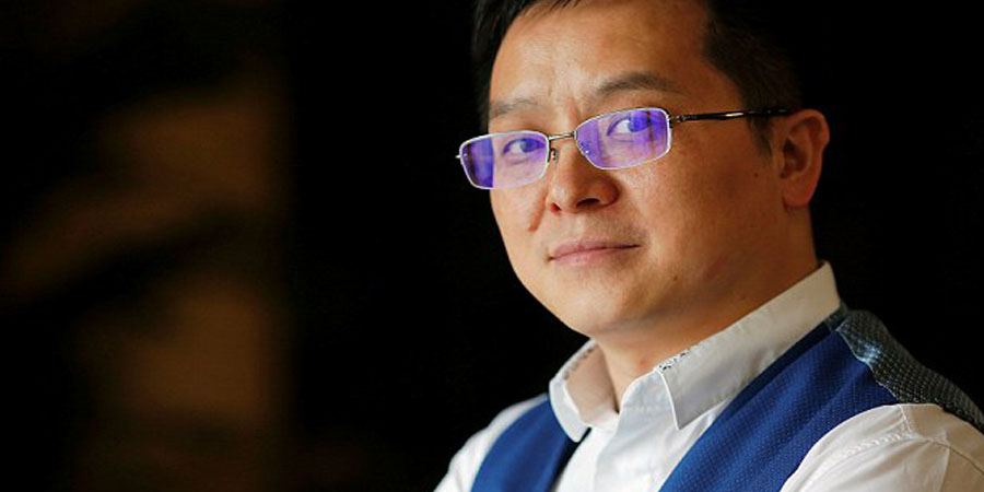 Tony Xia PHOTO: REUTERS