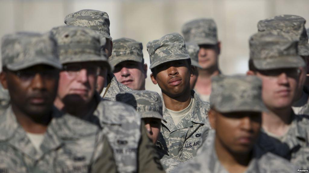 FILE: US Soldiers in Kirkuk. PHOTO: REUTERS