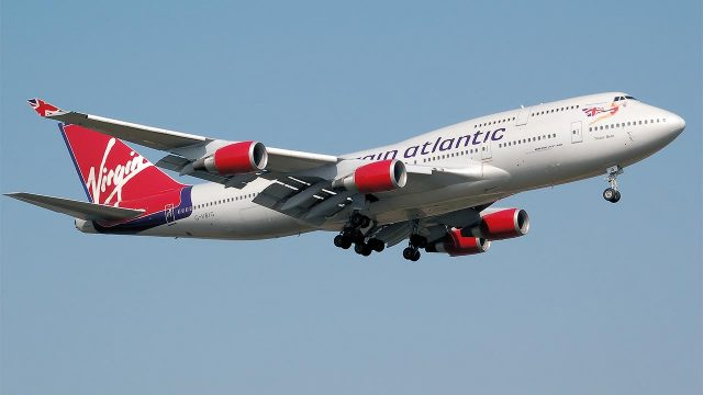 Virgin Atlantic hits 26 million passenger mark in 17 years