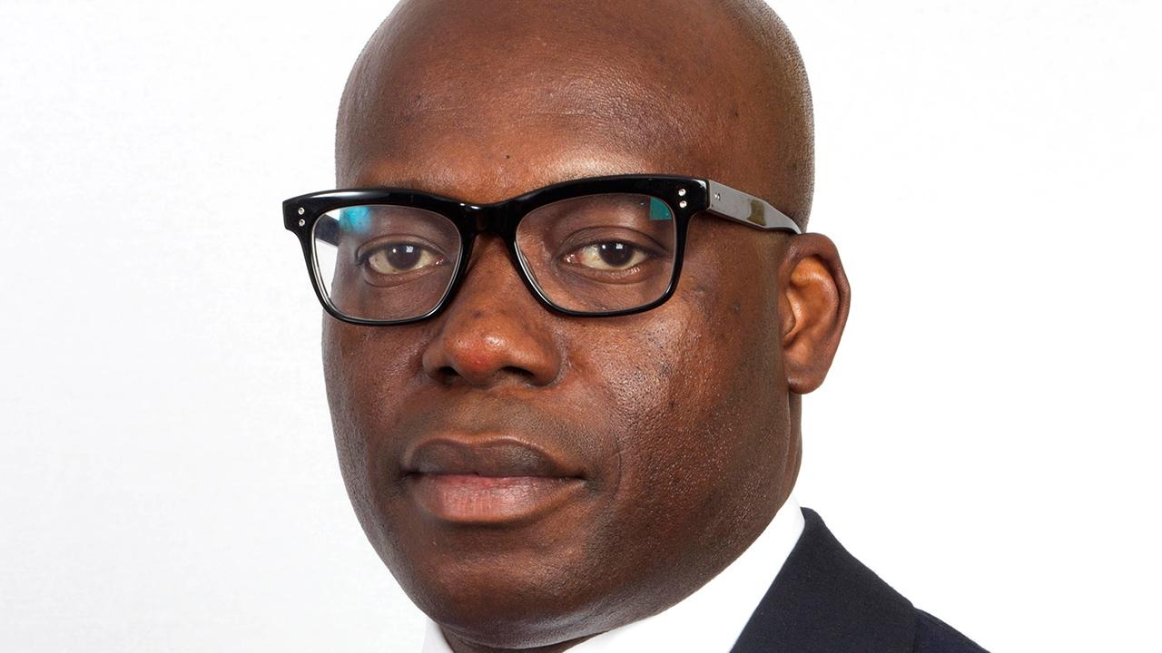 Group CEO of Nigerian energy company Oando, Adewale Tinubu