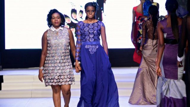 Image result for Segun Agbaje MD, GTBank DURING fASHION FAIR