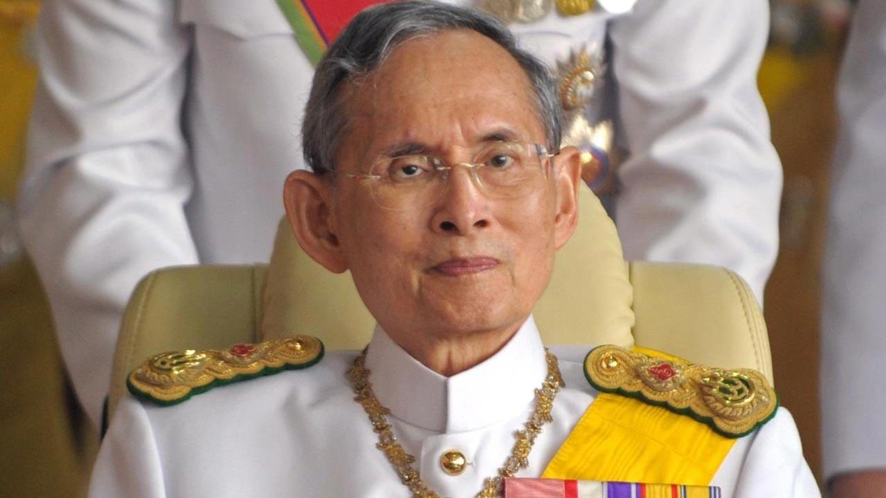 Thailand's ailing King, Bhumibol Adulyadej