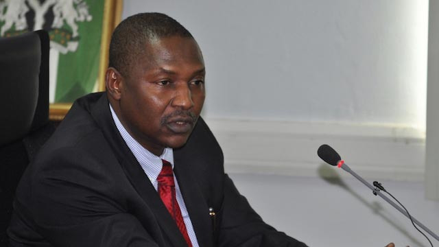 Attorney-General of the Federation, Abubakar Malami (SAN)