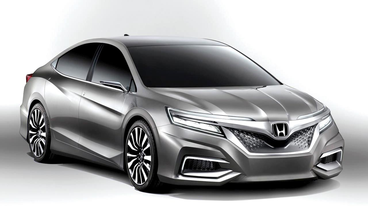 Honda Accord redesigns 2018 model with fastback styling  Features