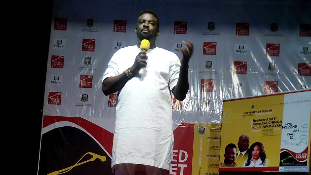 Mr. Kunle Afolayan
