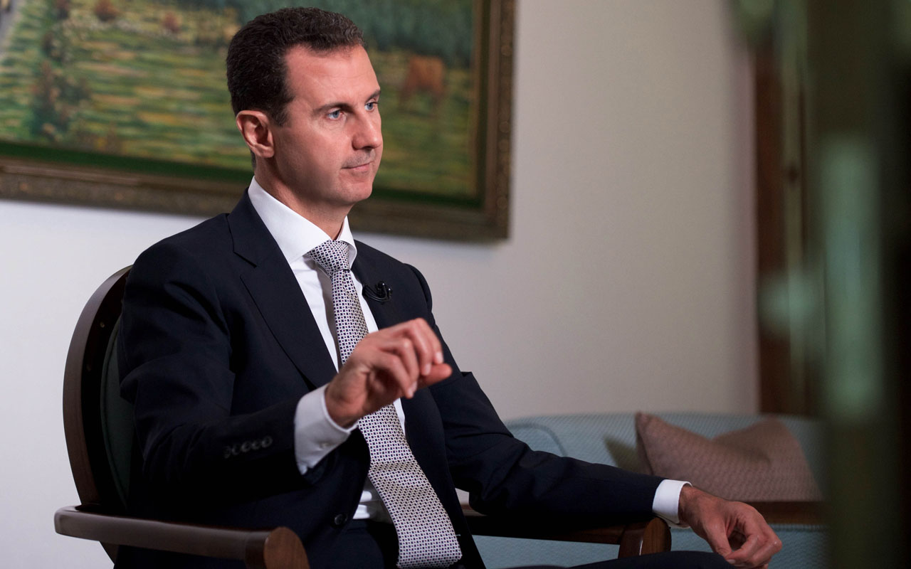 Assad vows to continue working with Iran after Rouhani win