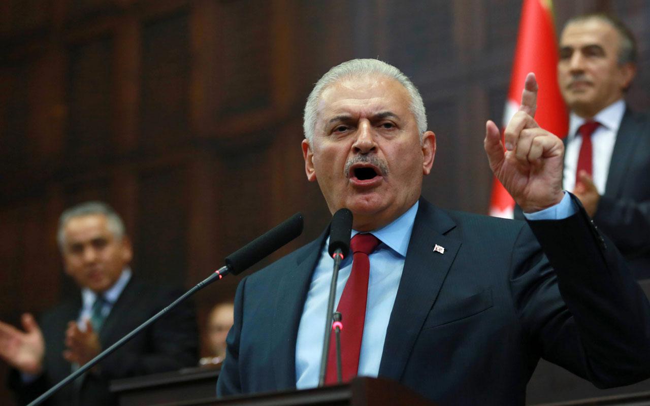 Turkish Prime Minister / AFP PHOTO / ADEM ALTAN