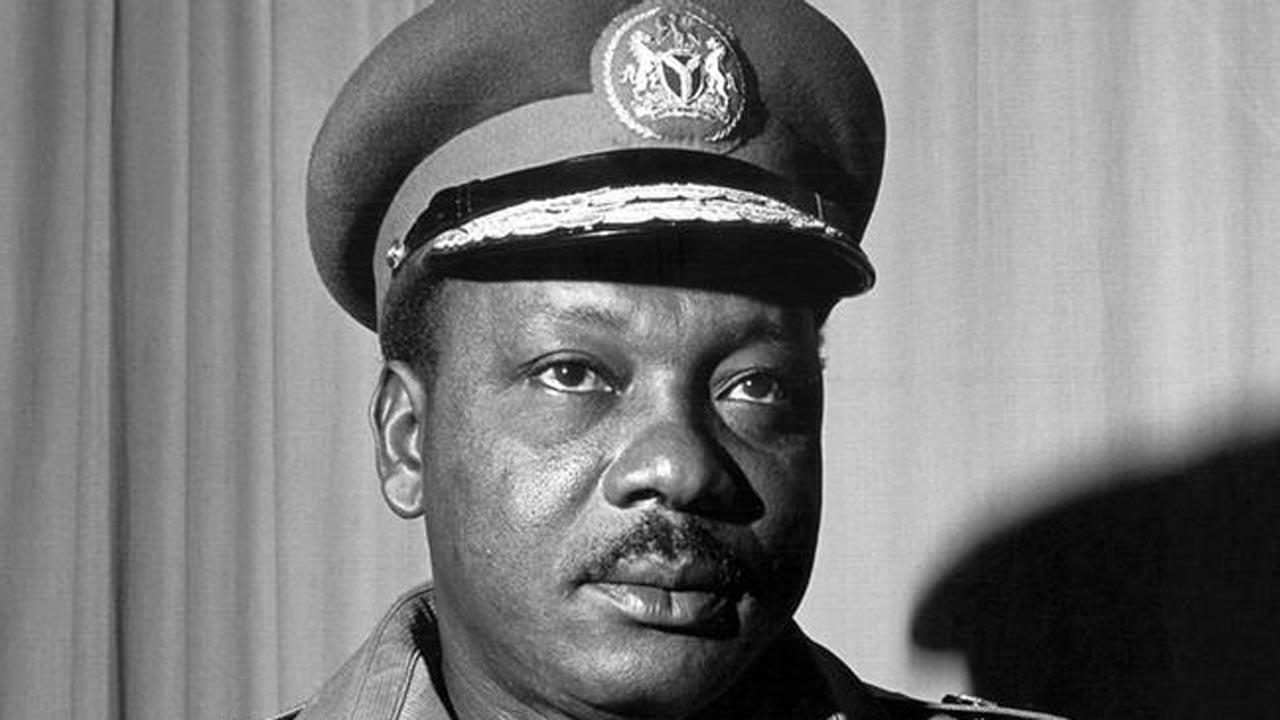Brigadier Johnson Aguiyi-Ironsi