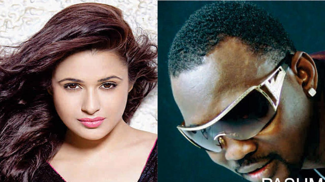 Yuvika Chaudhary of Indian and Wasiu Alabi Pasuma