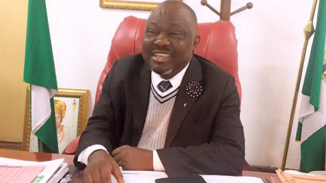 Edo State Speaker, Justin Okonoboh