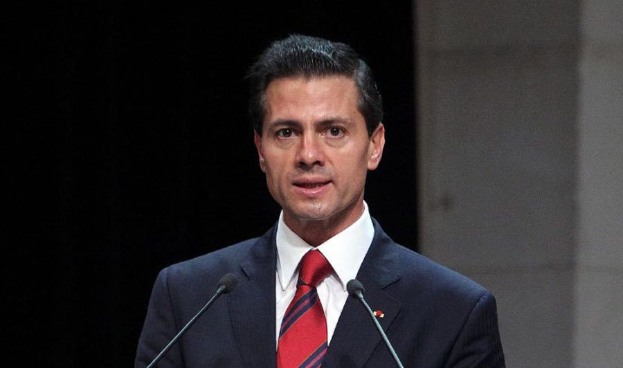 President Enrique Pena Nieto's AFP Photo/Thibault Camus)