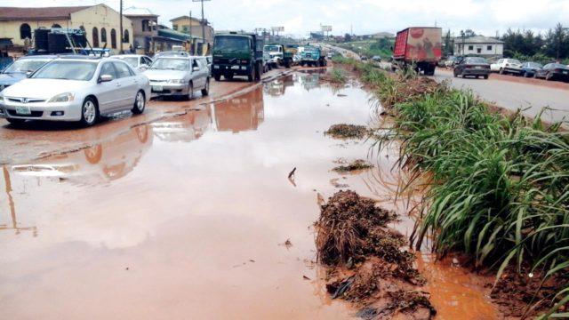 Rehabilitation of Lagos-Abeokuta highway: Julius Berger warns motorists on safety