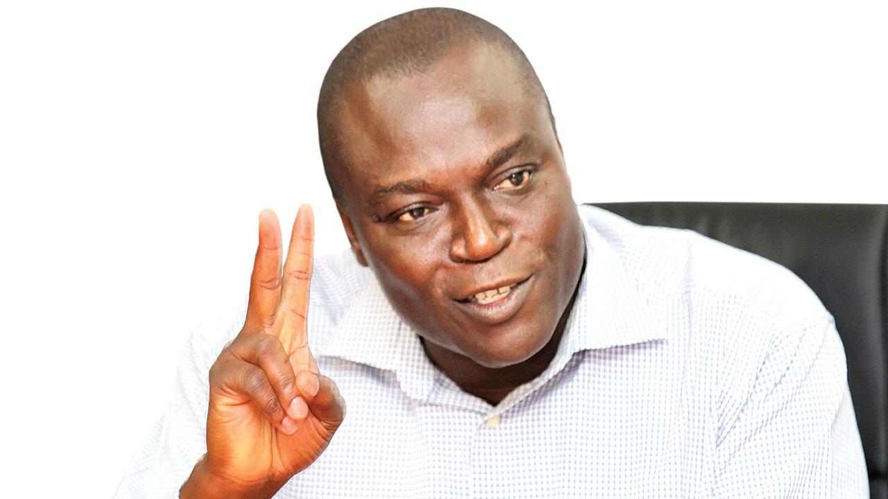 Supersport's General Manger, Felix Awogu
