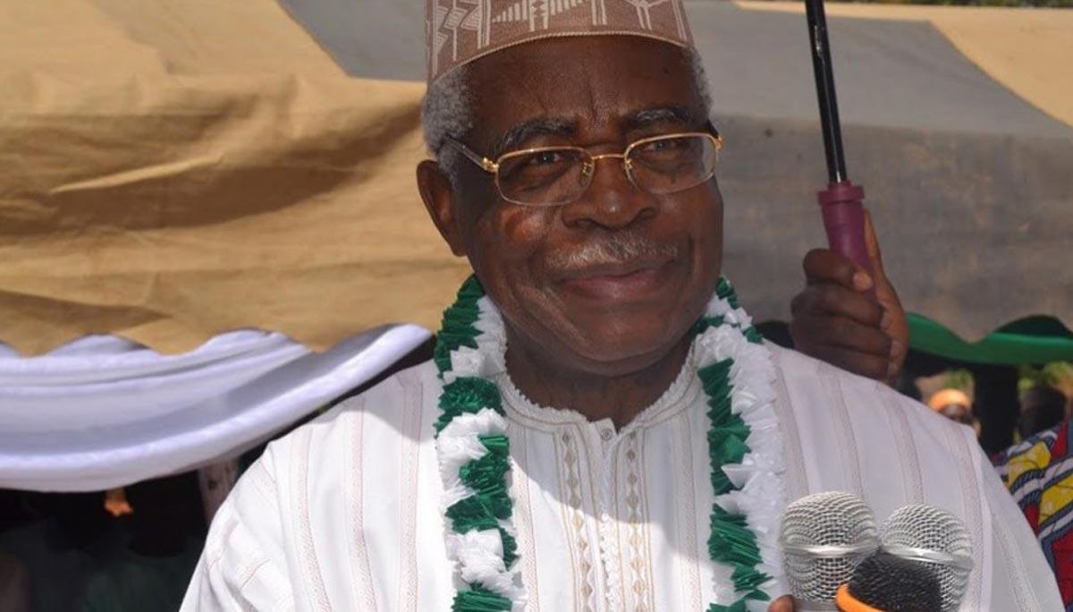 Gen. Theopholus  Yakubu Danjuma