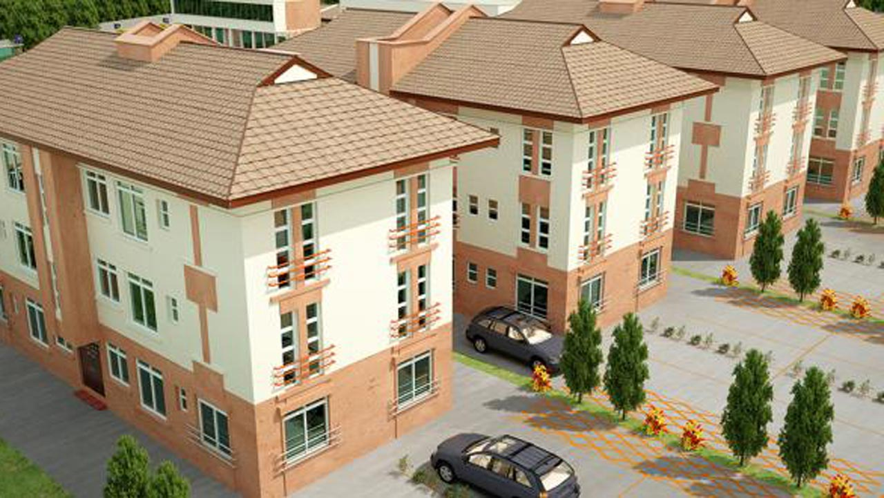 Green City estate, Ogun State