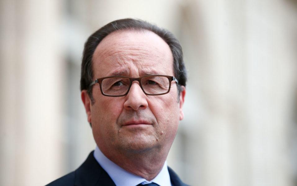 Francois Hollande  / AFP PHOTO / POOL / Thibault Camus