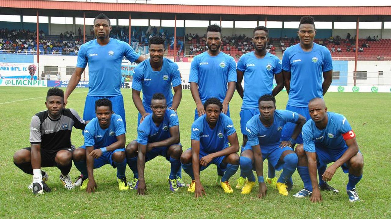 Enyimba Football Club.