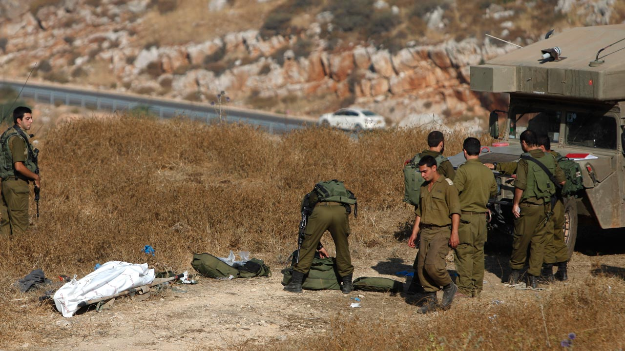 Israeli army JALAA MAREY / AFP