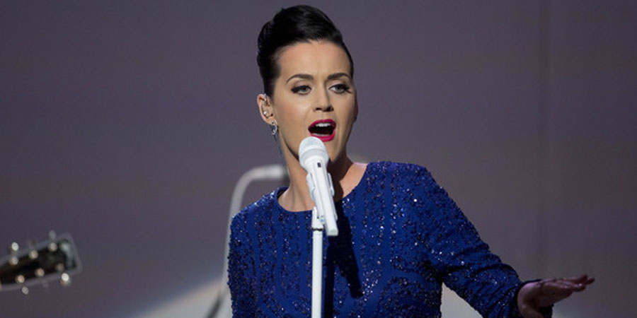 Katy Perry returns with message of unity — News — The ...