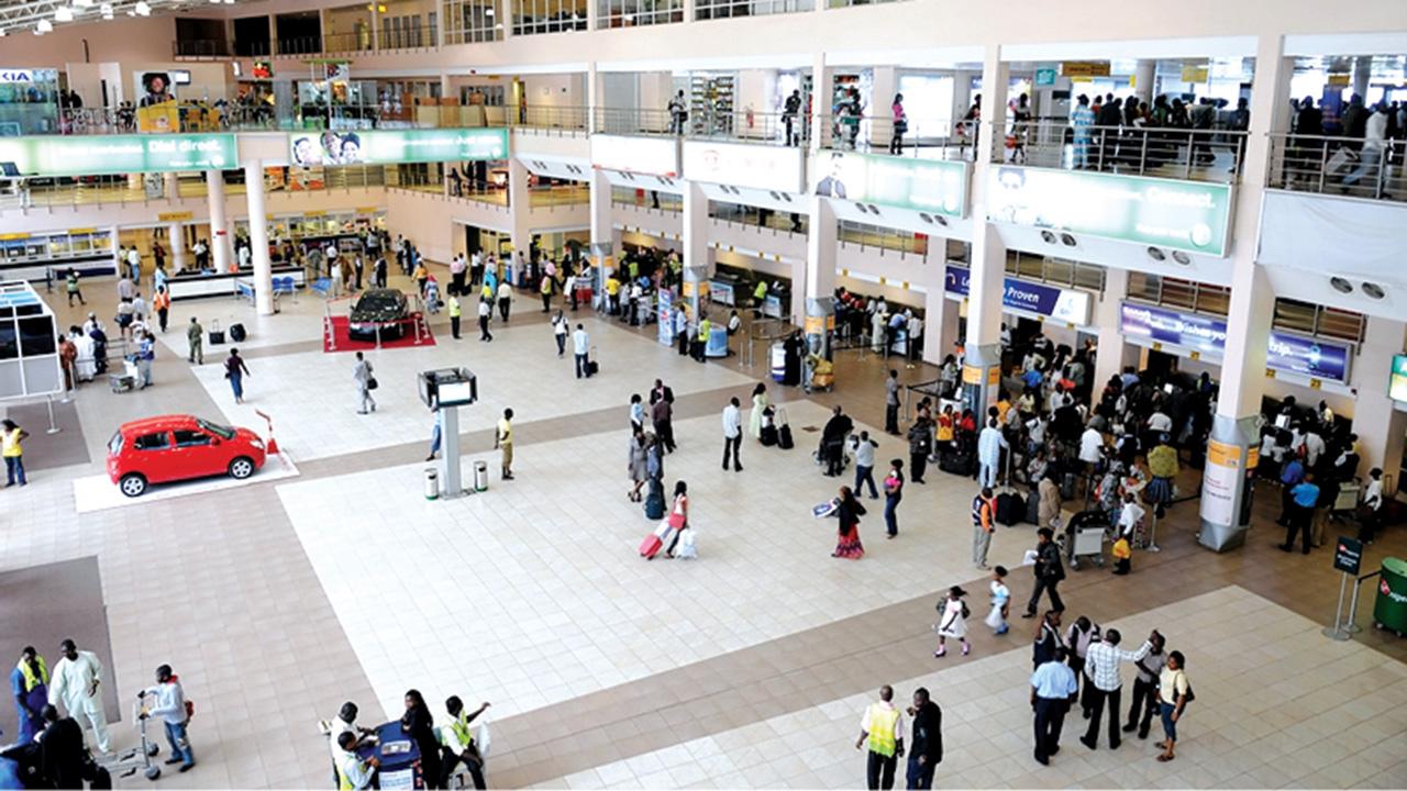 Murtala Muhammed Airport II