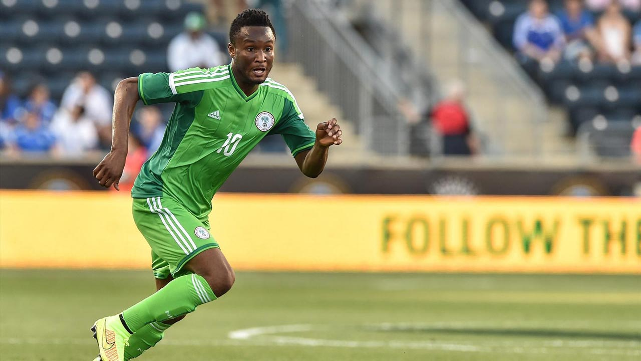 Mikel sure Nigeria will beat Cameroon to Russia 2018 World Cup ticket