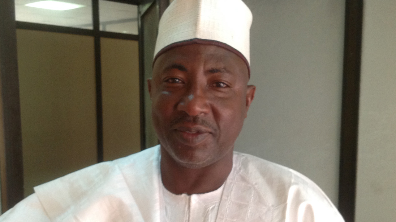 Secretary General of the Nigeria Football Federation (NFF), Mohammed Sanusi