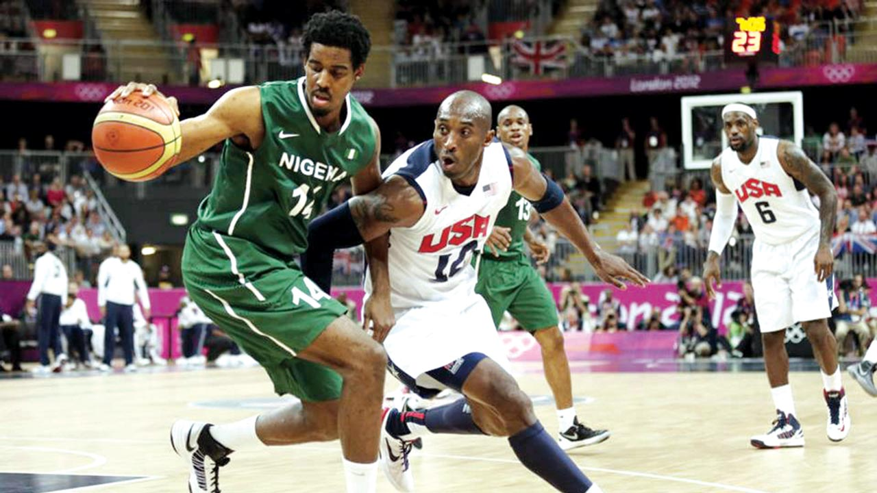 D'Tigers will meet U.S. basketball team in a pre-Olympics friendly game… tomorrow morning.