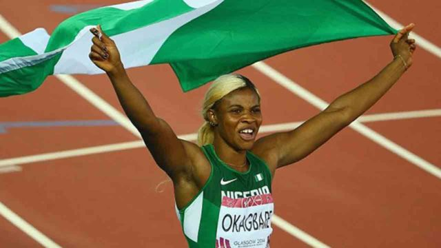 Again, Okagbare beaten in IAAF Diamond League