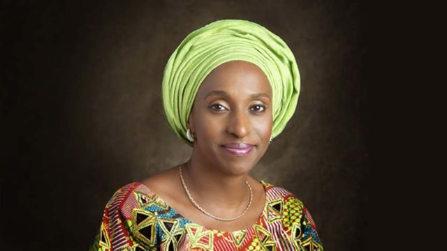 Mrs Osinbajo visits, advises trafficked persons in Lagos