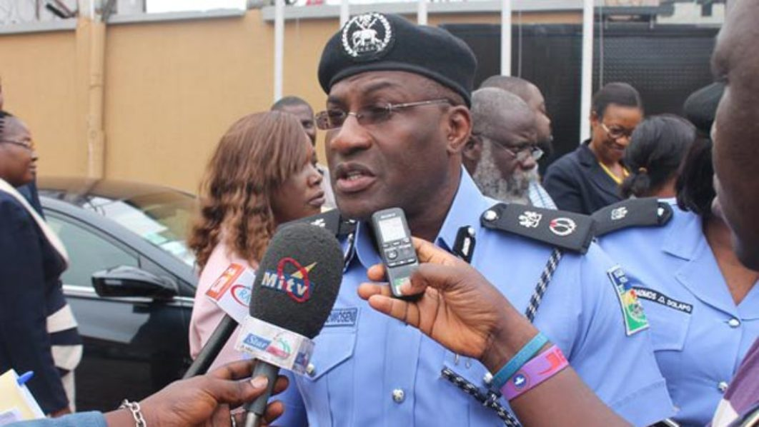 Commissioner of Police; Lagos State Command