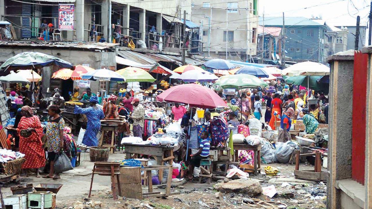 Oyigbo Market