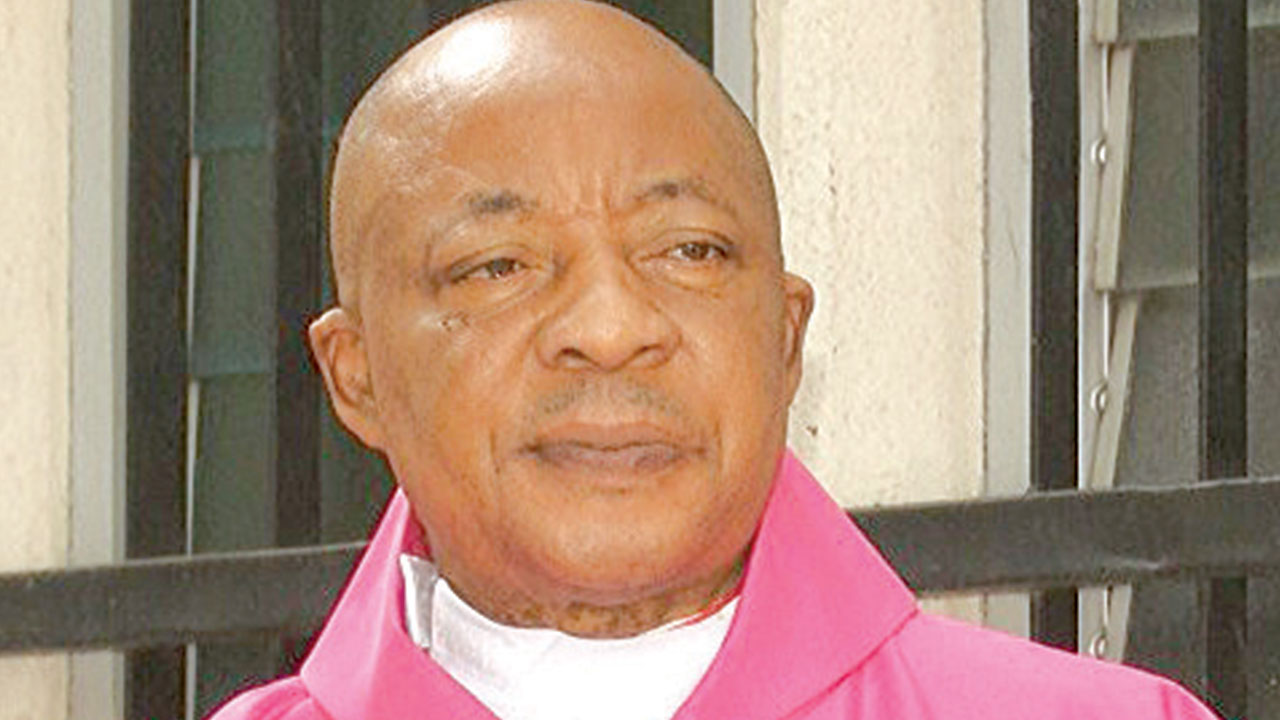 Rev. Msgr. Osu,