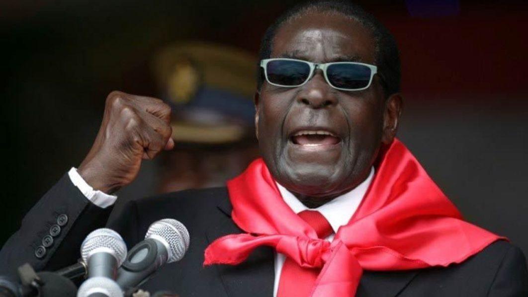 Zimbabwe's President Robert Mugabe. PHOTO: AFP
