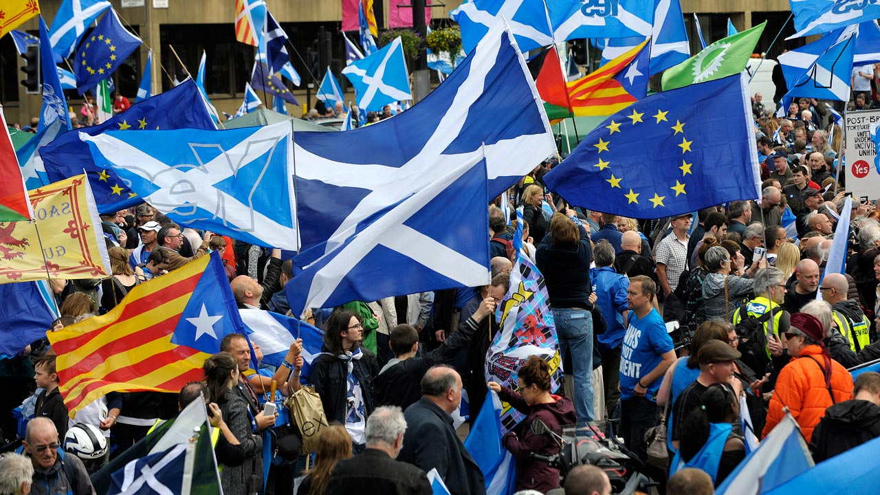 Scottish independence support plummets ahead of UK election