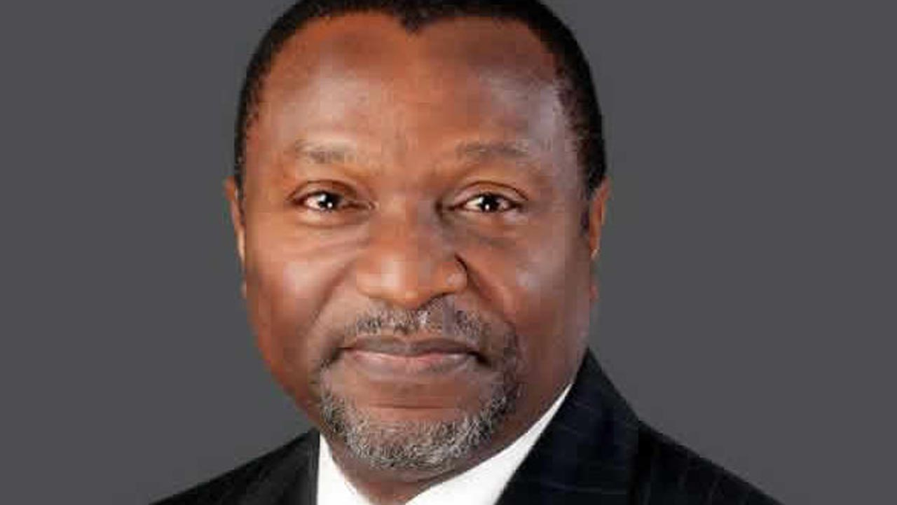 Minister of Budget and National Planning, Udo Udoma