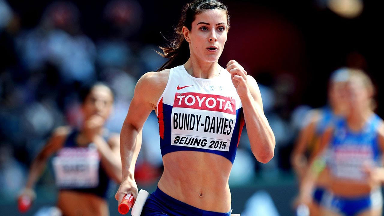 Seren Bundy-Davies. PHOTO:athleticsweekly.com