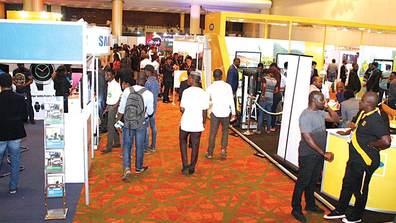 Exhibition Stand Nigeria : Innovation as catalyst for nigeria s competitiveness