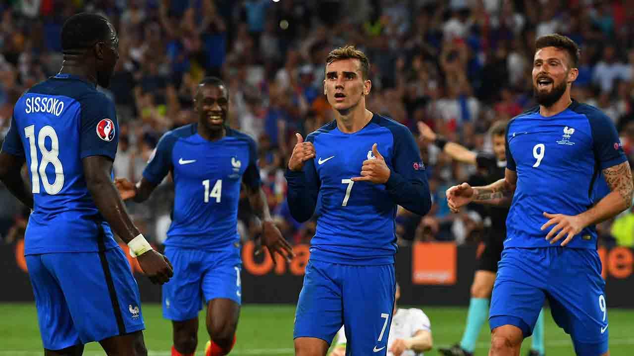 Tension ahead of France-Turkey Euro showdown | The Guardian Nigeria News - Nigeria and World News