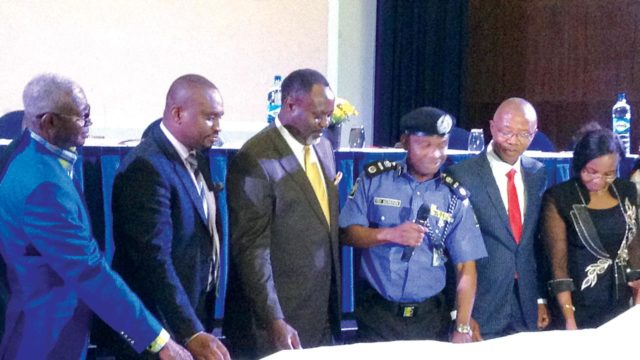 Breaking the walls of insecurity through community policing   The