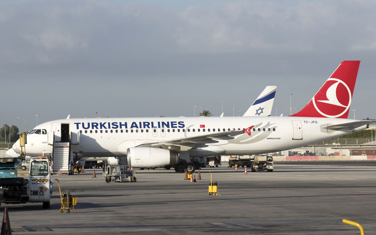 Turkish Airlines / AFP PHOTO / JACK GUEZ