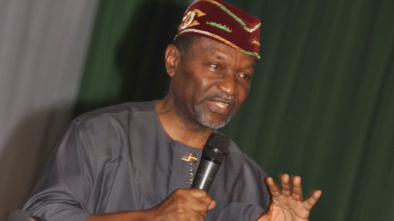 Minister of Planning and National Budget, Senator Udoma Udo Udoma