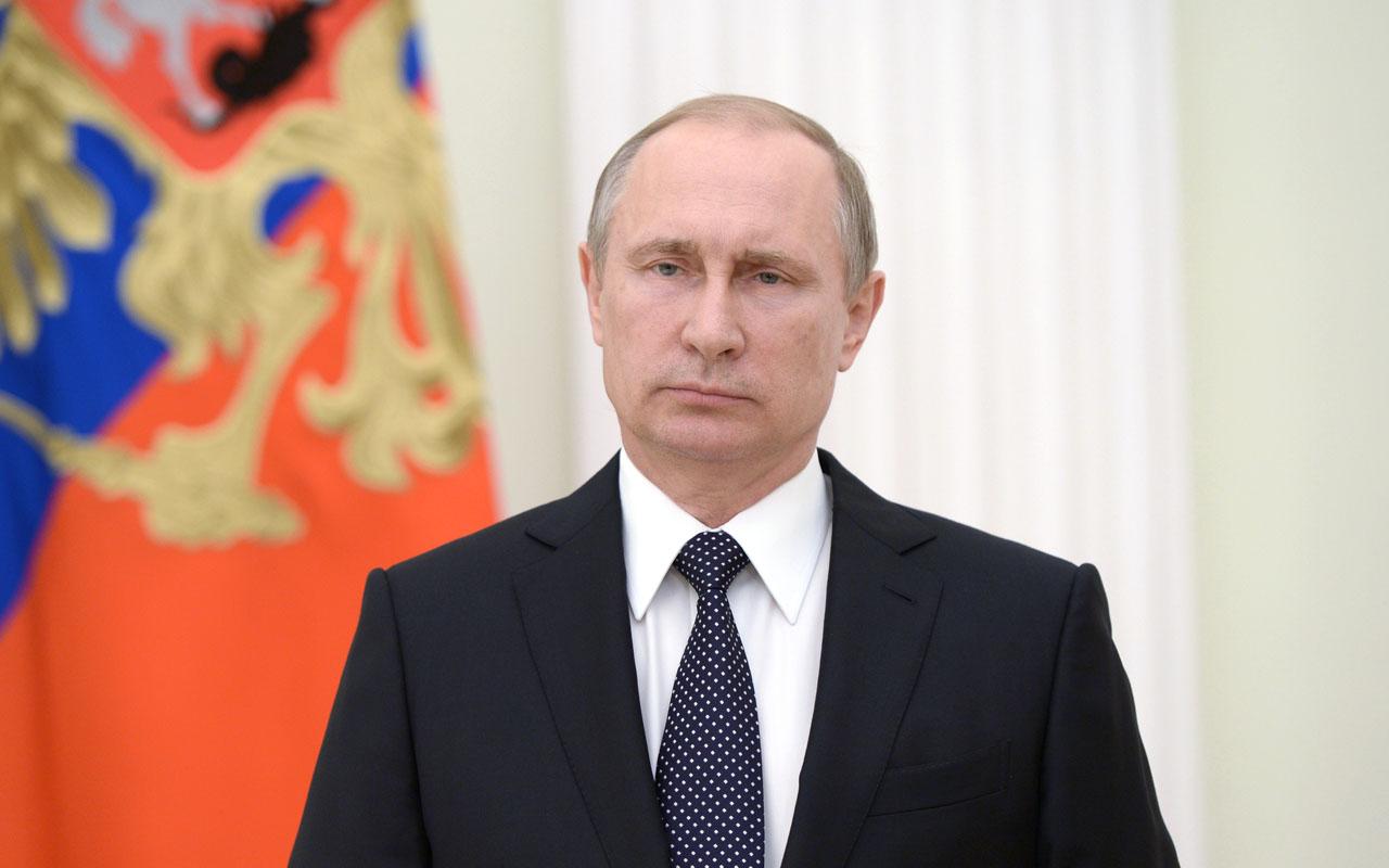 Russian President Vladimir Putin. / AFP PHOTO / Sputnik / Aleksey Nikolskyi