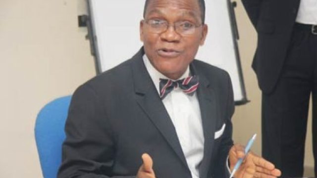 The Director General of Debt Management Office (DMO), Dr. Abraham Nwankwo.