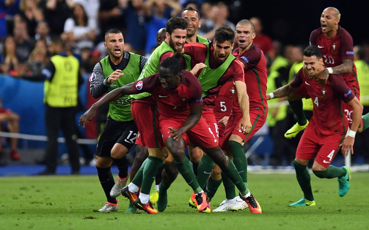 Ronaldo in tears as Eder brings Portugal Euro glory — Sport — The Guardian  Nigeria Newspaper – Nigeria and World News