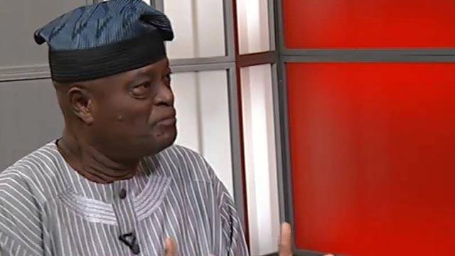 Former Works Minister, Senator. Adeseye Ogunlewe