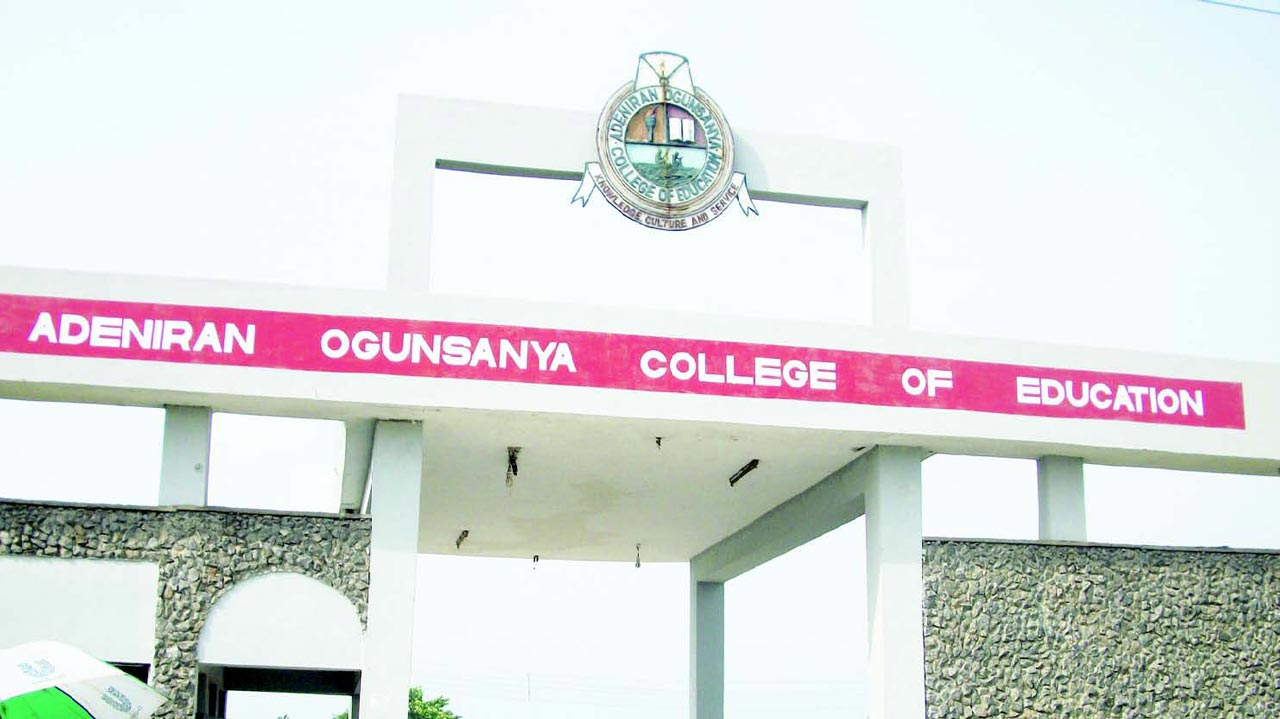 Adeniran Ogunsanya College of Education