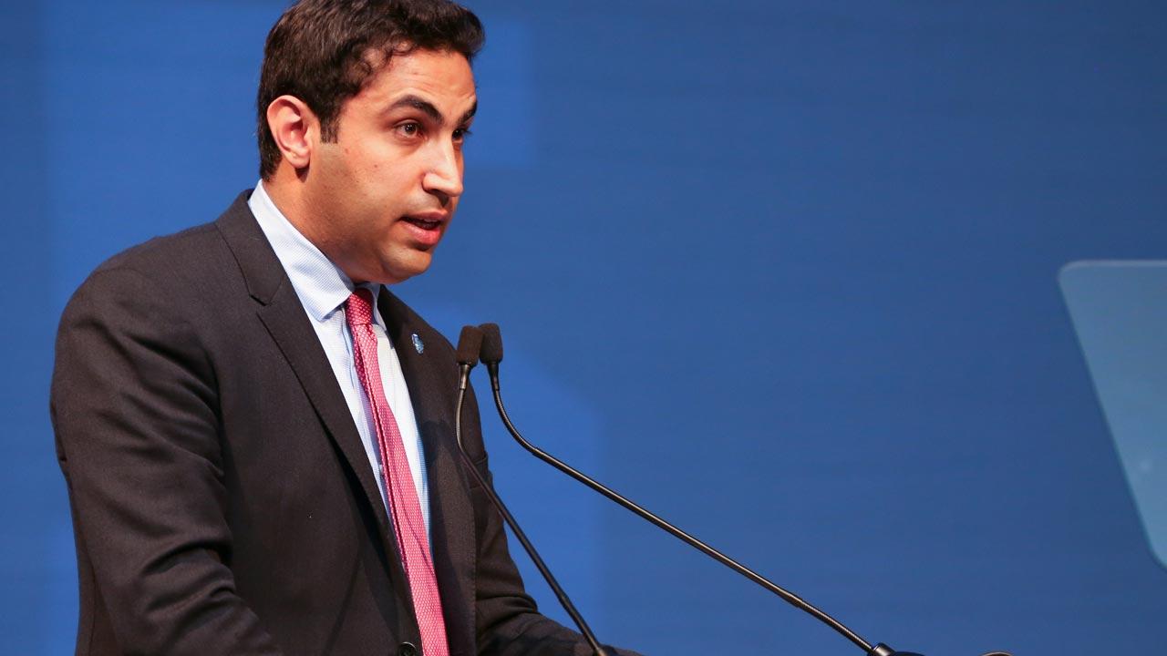 Ahmad Alhendawi. PHOTO: UN.org