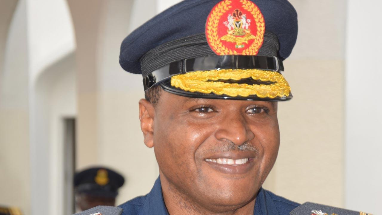 Air Marshal Siddique Abubakar